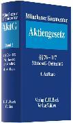 Cover-Bild zu Goette, Wulf (Hrsg.): Bd. 2: Münchener Kommentar zum Aktiengesetz Bd. 2: §§ 76 - 117, MitbestG, DrittelbG - Münchener Kommentar zum Aktiengesetz