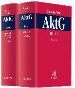 Cover-Bild zu Spindler, Gerald (Hrsg.): Aktiengesetz Gesamtwerk - Aktiengesetz (AktG)