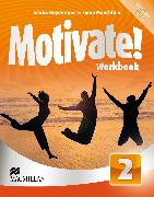 Cover-Bild zu Motivate! Level 2 Workbook & Audio CD