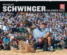 Cover-Bild zu Offizieller Schwingerkalender 2020