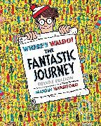 Cover-Bild zu Handford, Martin: Where's Waldo? The Fantastic Journey