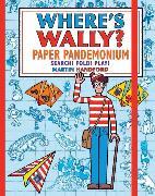 Cover-Bild zu Handford, Martin: Where's Wally? Paper Pandemonium