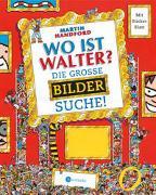 Cover-Bild zu Handford, Martin: Wo ist Walter?