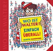 Cover-Bild zu Handford, Martin: Wo ist Walter? Einfach überall
