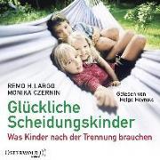 Cover-Bild zu Glückliche Scheidungskinder