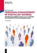 Cover-Bild zu Lippold, Dirk: Personalmanagement im digitalen Wandel (eBook)