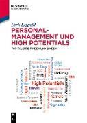 Cover-Bild zu Lippold, Dirk: Personalmanagement und High Potentials (eBook)