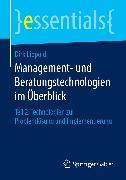 Cover-Bild zu Lippold, Dirk: Management- und Beratungstechnologien im Überblick (eBook)