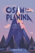 Cover-Bild zu Cognetti, Paolo: Osam planina (eBook)