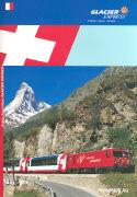 Cover-Bild zu Reiseführer französisch - Glacier Express - St. Moritz / Davos - Zermatt