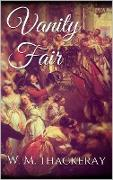 Cover-Bild zu Makepeace Thackeray, William: Vanity Fair (eBook)
