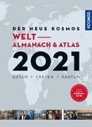Cover-Bild zu Aubel, Henning: Der neue Kosmos Welt- Almanach & Atlas