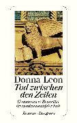 Cover-Bild zu Leon, Donna: Tod zwischen den Zeilen (eBook)