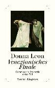 Cover-Bild zu Leon, Donna: Venezianisches Finale (eBook)