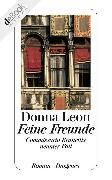 Cover-Bild zu Leon, Donna: Feine Freunde (eBook)