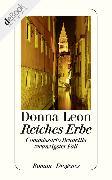 Cover-Bild zu Leon, Donna: Reiches Erbe (eBook)