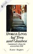 Cover-Bild zu Leon, Donna: Auf Treu und Glauben (eBook)