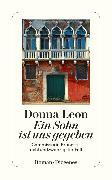 Cover-Bild zu Leon, Donna: Ein Sohn ist uns gegeben (eBook)