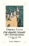 Cover-Bild zu Leon, Donna: Die dunkle Stunde der Serenissima (eBook)