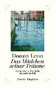 Cover-Bild zu Leon, Donna: Das Mädchen seiner Träume (eBook)