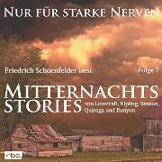 Cover-Bild zu Kipling, Rudyard: Mitternachtsstories von Lovecraft, Kipling, Benson, Quiroga, Runyon, Folge 7 (ungekürzt) (Audio Download)