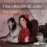 Cover-Bild zu Quiroga, Horacio: Una estación de amor (Audio Download)
