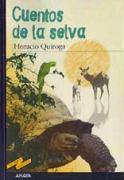 Cover-Bild zu Quiroga, Horacio: Cuentos de la selva