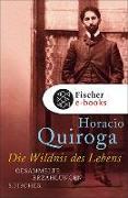 Cover-Bild zu Quiroga, Horacio: Die Wildnis des Lebens (eBook)