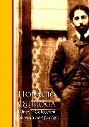 Cover-Bild zu Quiroga, Horacio: Obras - Coleccion de Horacio Quiroga (eBook)