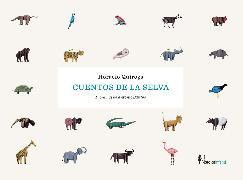 Cover-Bild zu Forteza, Horacio Quiroga: Cuentos de la Selva (eBook)