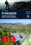 Cover-Bild zu Engelke, Hans Michael: Motorradreiseführer Pyrenäen mit Costa Brava