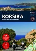Cover-Bild zu Engelke, Hans Michael: Motorradreiseführer Korsika