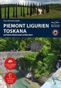 Cover-Bild zu Engelke, Hans Michael: Motorrad Reiseführer Piemont Ligurien Toskana