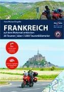 Cover-Bild zu Engelke, Hans Michael: Frankreichs Tourenhighlights
