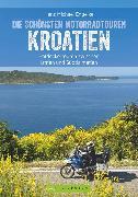 Cover-Bild zu Engelke, Hans Michael: Motorradtouren Kroatien (eBook)
