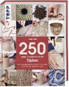 Cover-Bild zu Atkin, Jacqui: 250 Tipps, Tricks und Techniken - Töpfern