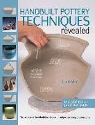 Cover-Bild zu Atkin, Jacqui: Handbuilt Pottery Techniques Revealed: The Secrets of Handbuilding Shown in Unique Cutaway Photography