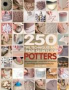 Cover-Bild zu Atkin, Jacqui: 250 Tips, Techniques and Trade Secrets for Potters (eBook)