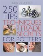 Cover-Bild zu Atkin, Jacqui: 250 Tips, Techniques and Trade Secrets for Potters