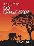 Cover-Bild zu Kipling, Rudyard: Das Dschungelbuch (eBook)
