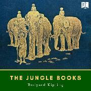 Cover-Bild zu Kipling, Rudyard: The Jungle Books (Audio Download)