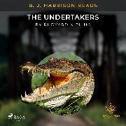 Cover-Bild zu Kipling, Rudyard: B. J. Harrison Reads The Undertakers (Audio Download)