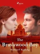Cover-Bild zu Kipling, Rudyard: The Brushwood Boy (eBook)