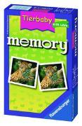 Cover-Bild zu Tierbaby Memory