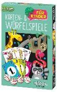 Cover-Bild zu Karten- und Würfelspiele für Kinder