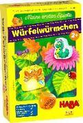 Cover-Bild zu Würfelwürmchen