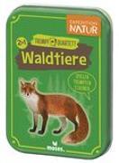 Cover-Bild zu Quartett - Natur Waldtiere