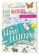 Cover-Bild zu Stahl, Anna-Katharina (Illustr.): Handlettering u. Schmuckelemente