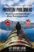 Cover-Bild zu Levi, Steve: The Matter of the Phantom Purloiners