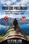 Cover-Bild zu Levi, Steve: Matter of the Phantom Purloiners (eBook)